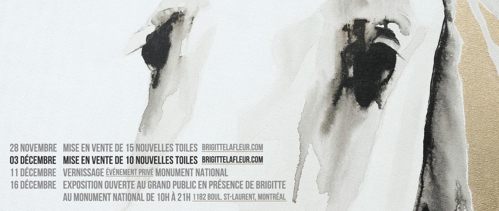 Brigitte Lafleur – Comédienne & Artiste peintre